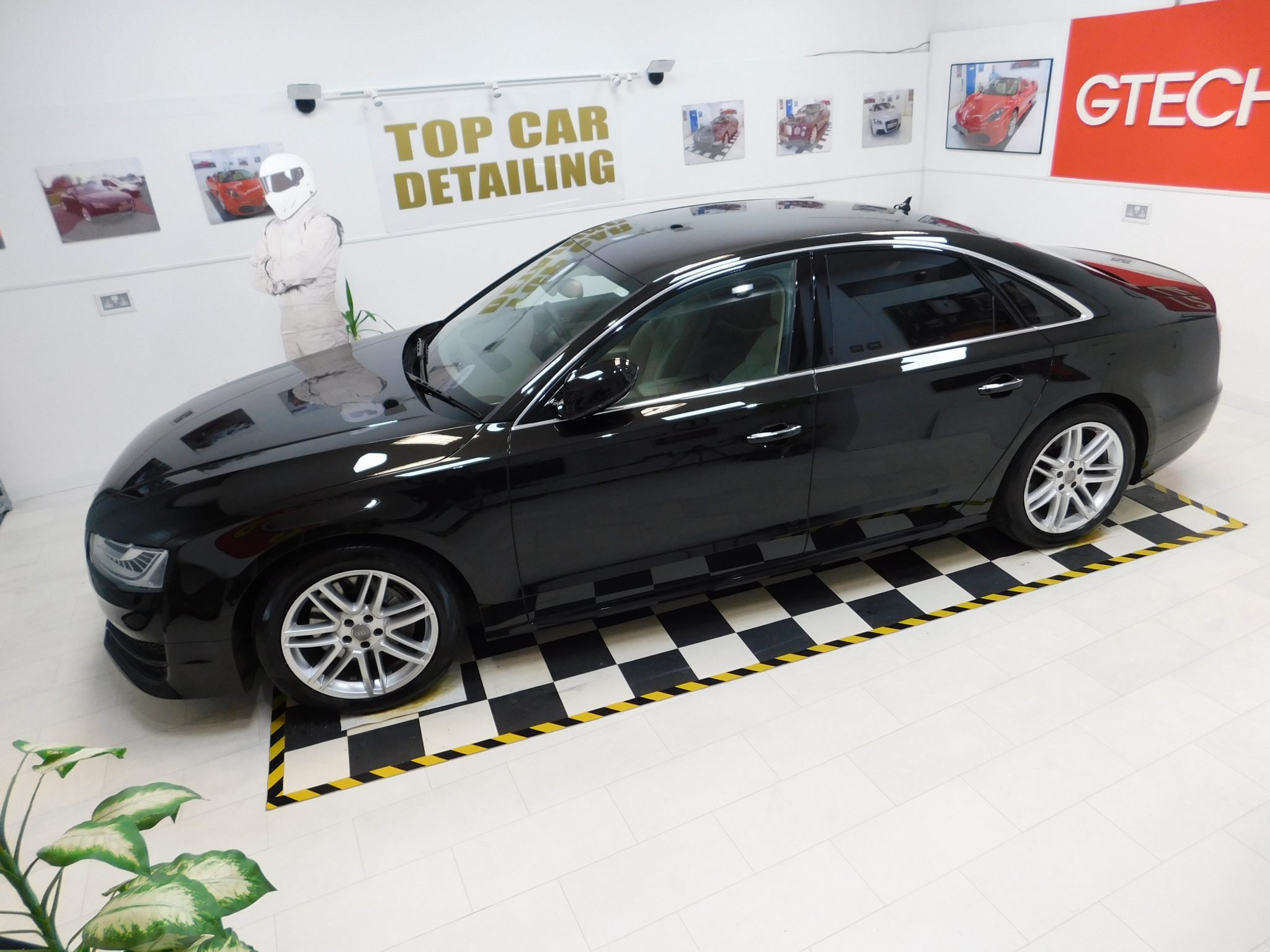 Audi A8 Top Car Detailing Professional Car Detailing