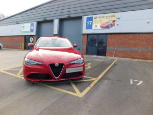 Alfa Romeo Julia