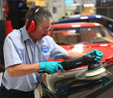 top car detailing paint correction