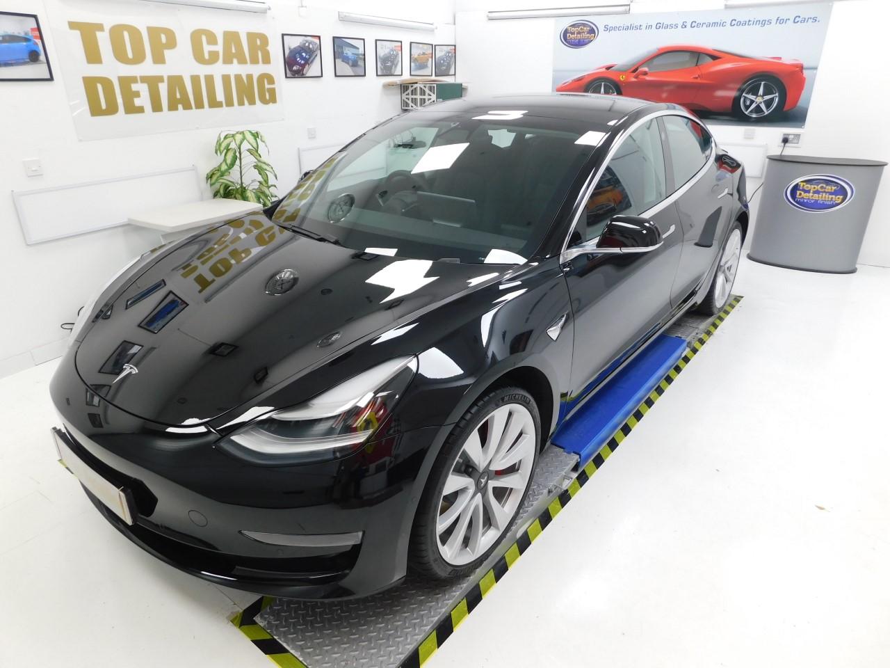 Tesla Model 3 Detail