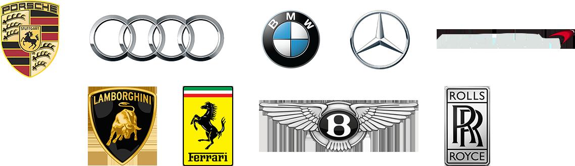 Car Manufacturer Logos