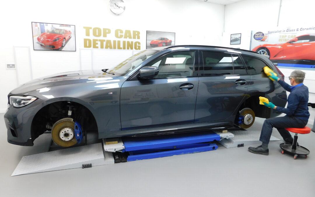 BMW New Car Detail