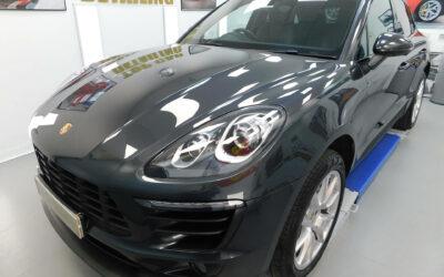 Porsche Macan Detail